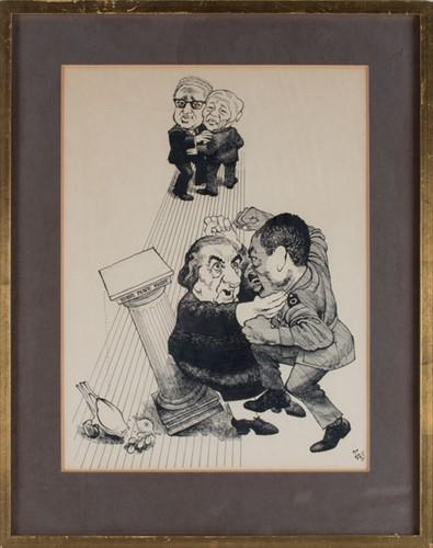 Lot 61-Walter Ernest Fawkes 'TROG' (1924)...
